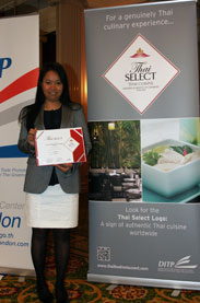 Thai Select Award